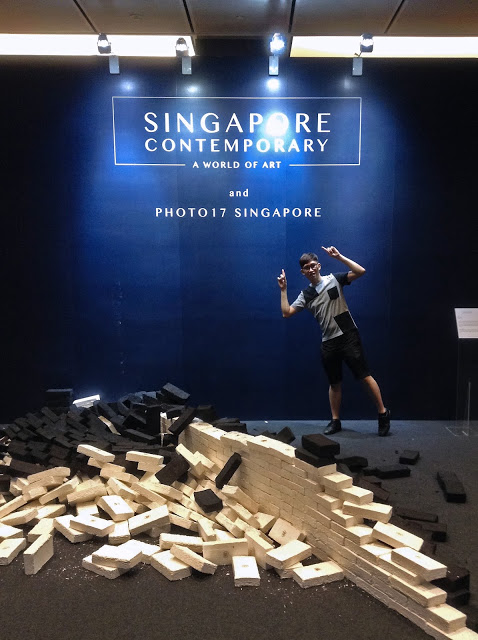 Singapore Contemporary Art Show 2017