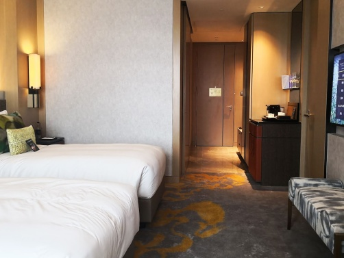 Sofitel Singapore City Centre Hotel Twin Bed Room