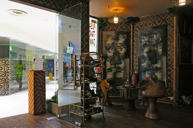 House Of Javanese Massage at Johor Bahru City Square