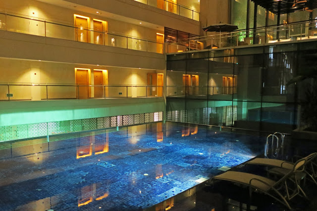 Staycation at Le Meridien Singapore, Sentosa