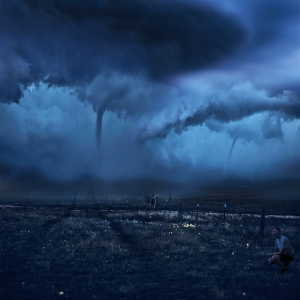 Storm Digital Art and Animation by Alvin Sim