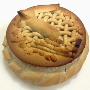 Crash Landing Bread Showpiece