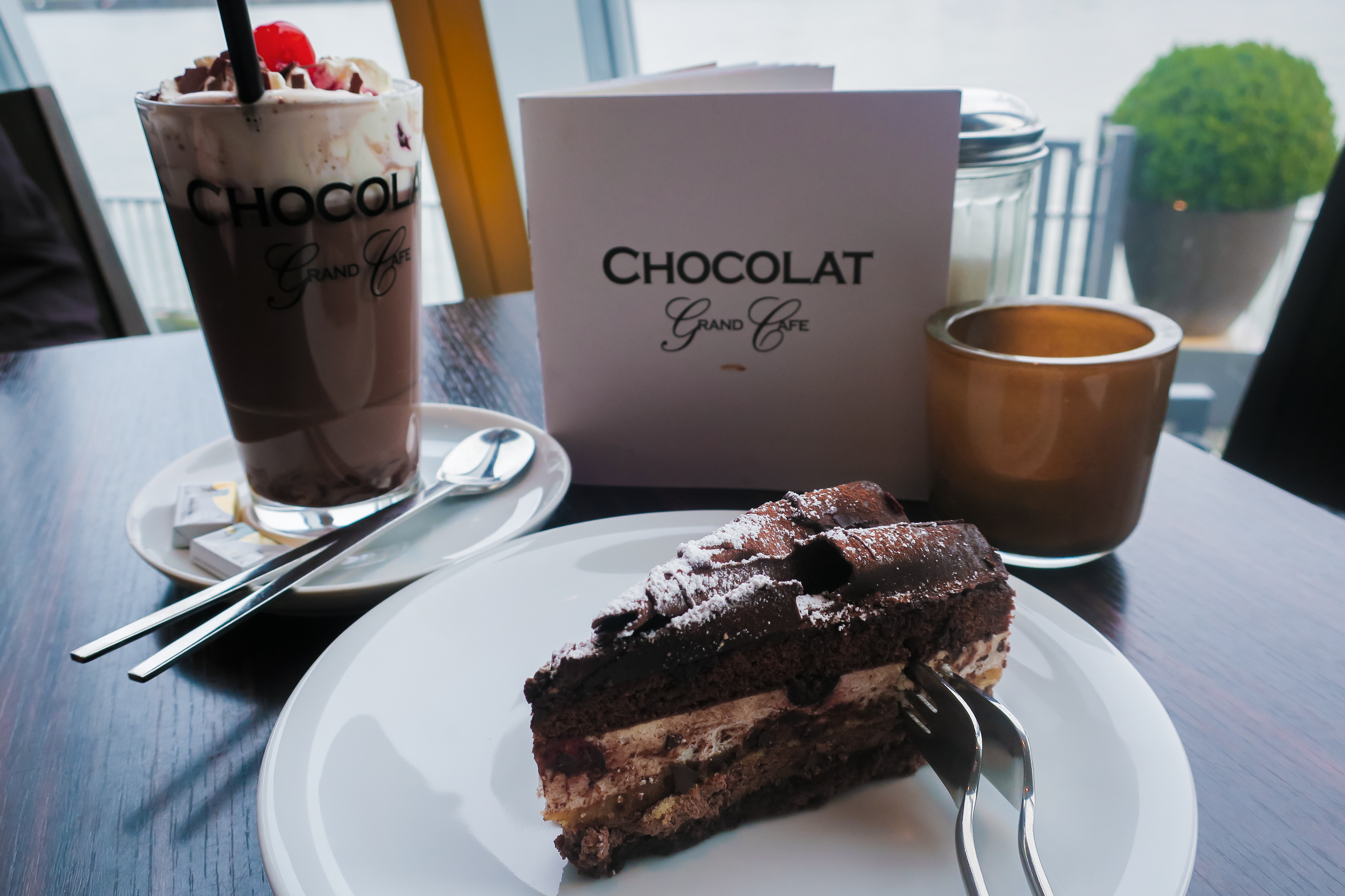 Chocolat Grand Cafe at Chocolate Museum Cologne