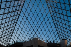Beautiful Architecture of Musée du Louvre
