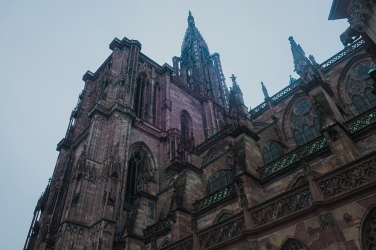 Strasbourg Cathedral architecture