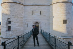 Bridge of Chateau De Vinvennes