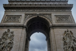 Structure of Arc de Triomphe