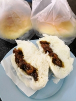 Char Siew Bao from Kuching coffeeshop