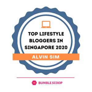 Featured in Bumblescoop Top Lifestyle Bloggers In Singapore 2020